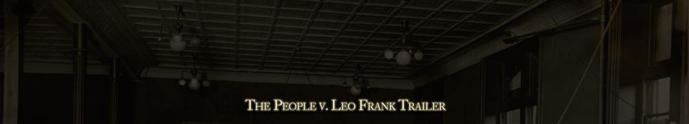 Leo Frank Film